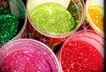 Just Add Glitter and Stir / My love for everything that glitters! / by Maggi