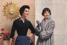 Vintage Fashionistas / My love for vintage fashion / by Maggi