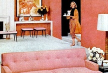 The Vintage Home / Vintage living at its finest (or kitschy-est) / by Maggi