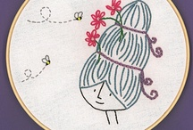 In Stitches / My  love and current addiction for all things stitchy / by Maggi