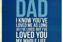 dad! / by Madi Campau