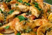 Recipes: Chicken / by Jasmine Sagum
