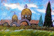 Orthodox Christianity / by Margaret Ashton