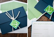 meant to be sent / my latest custom and readymade invitation designs, new products and branding projects / by robyn wehab / meant to be sent