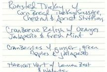 Healthy Thanksgiving / What to cook for America's favorite eating holiday.