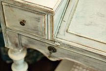 CHALK PAINT / by Sweet Rose