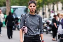GIOVANNA BATTAGLIA (fashion muse)