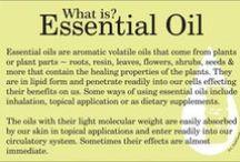 Essential oils  / by Staci Steinlicht