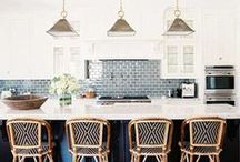 Dream Kitchen / Because everyone needs somewhere beautiful to cook and wash dishes.