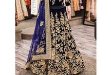 Bridal Lehengas / Get the scoop of what's in our stores and design inspiration!