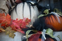 Everything Autumn ~ / Holiday gift and craft ideas