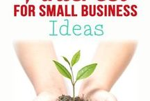 Business Ideas / by Jode Fitzgerald