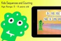 android apps for kids / by Laura Bangerter