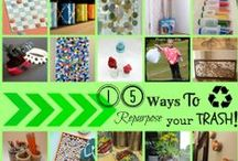 Recycle, Repurpose, Make It Better