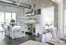Interior inspiration / Ideas, inspirations and do it yourself instructions for my future house.