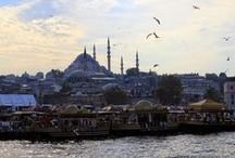 Istanbul, Turkey / Istanbul is an amazing city to live in and photograph!