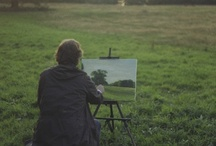 Art inspires! / by Karen Wheat