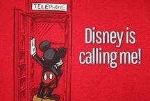 Disney Disney Disney / by Laura Brown