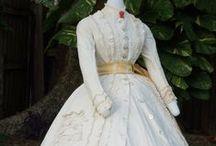 Civil War Women's Fashion