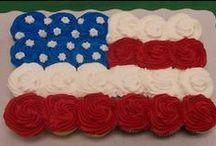 Recipes :: Patriotic :: Summer / Patriotic recipes. Red, White, Blue Recipes. Summer Recipes.