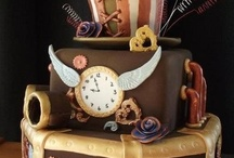 Cake Designs/decorating / Inspiration and tips for cake decorating. / by Hannah Johnson