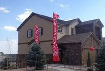 Home Builders Flag & Banners / Our passion is helping home builders attract clients to their models.