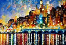 ARTSY! (Color) / Masterpieces :) / by Victoria Dodge