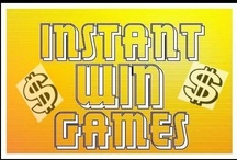Instant WIN Games / Good Luck on all your Instant Win Games! Remember...Ya can't WIN if ya don't play!! ;)