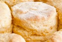 breads,muffins,biscuits.