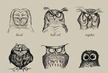 Print it: Owls