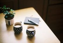 Measure me in cups of tea.  / Tea. Tea fuels my life.