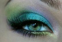 Eyes & Face / Make up design. Specific to eyes / by Jaimaka Dawes