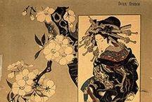 japonisme & art nouveau / by nurks