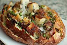 Eat it: bunns, bread & pizza