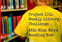 Project 101: Weekly Library Challenge