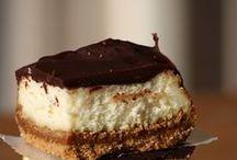 Sweets: bars & brownies
