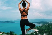 h e a l t h & b e a u t y / tags: athletic wear, victoria's secret, PINK, gym, work out, exercise, fitness, health, clothes, college, lululemon, nike, adidas, reebok, vibram five fingers, running, weight lifting, cardio, aerobics, healthy, happiness, fitfam / by logan bixman