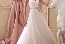David Tutera Bridal / Some of the best designs from the David Tutera collection can be seen at our stunning bridal shop, Brides Visited in Ashtead nr Epsom Surrey