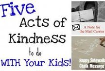 Celebrating Acts of Kindness Week
