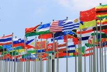 International Flag / Flags of the world