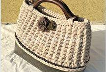 crochet bag addiction / by BellaDii