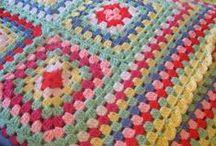 Croche / ideias