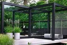 Architecture & Garden / Modern gardens and contemporary outdoor spaces.