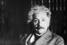 Einstein / by Kay Johnson