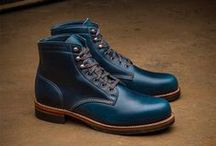 Men's Boots and Shoes (Fall 2015) / New shoes and boots for men from our #1000Mile and #Since1883 Heritage Collections which debuted in the fall of 2015.