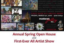 Happening at Madaras / Events, shows, and general goings on at Madaras Gallery in Tucson, Arizona.