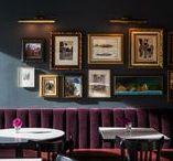 Well-Designed Bars & Restaurants