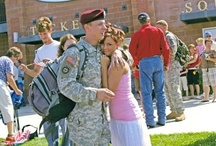The Military Way of life / by Andrea Lee
