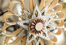 Holly-Days Ideas / Holiday inspirations for crafting, creating and decorating