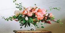 Floral / Beautiful & inspiring floral designs and arrangements
